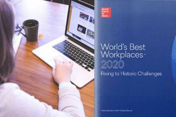 Estas son las tres mejores empresas para trabajar, según Great Place to Work.